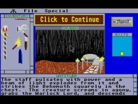 Shadowgate Atari
