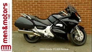 8. 2004 Honda ST1300 Review