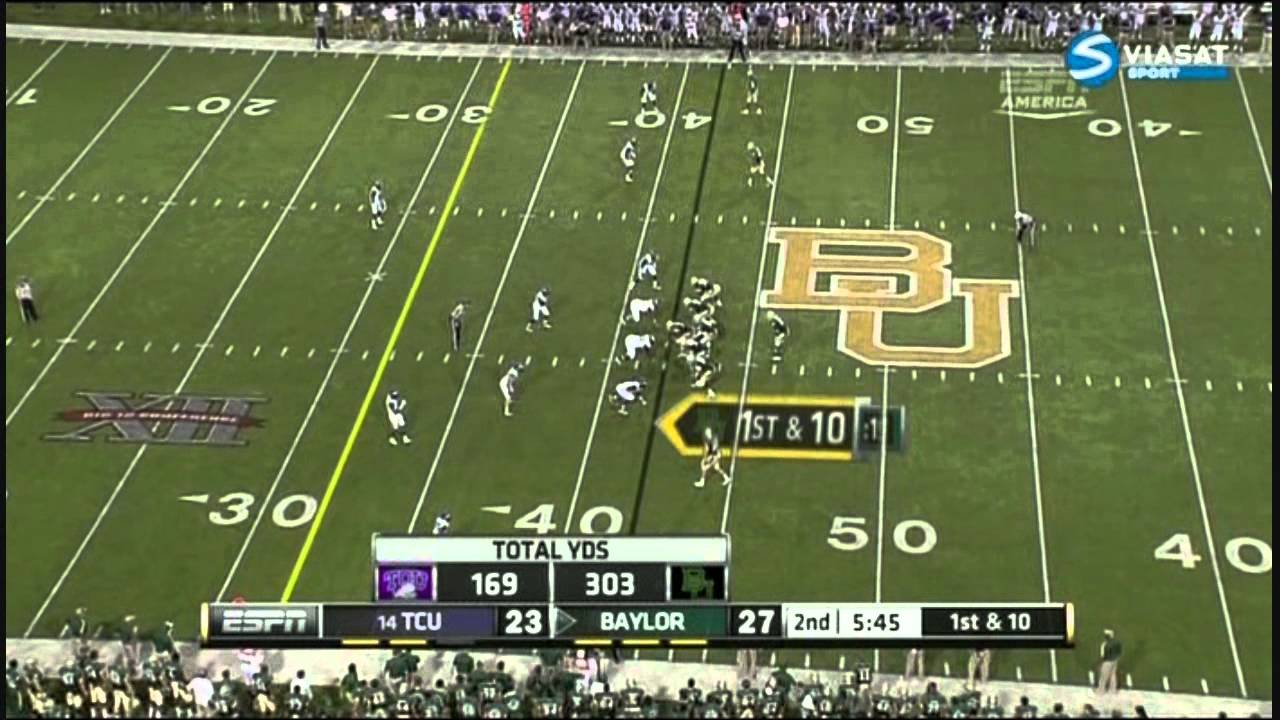 Robert Griffin III vs TCU (2011)