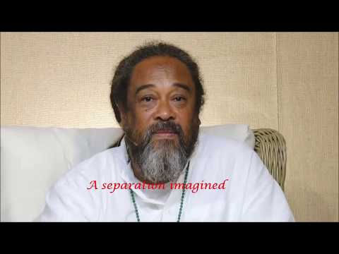 Mooji Guided Meditation: A Separation Imagined