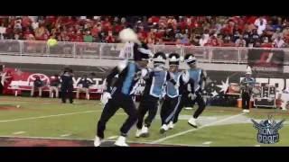 Halftime - Jackson State University vs UNLV 2016