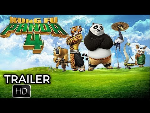 Official Trailer | Kung Fu Panda 4: The Paws Of Destiny | Released By Mk's Entertainment Studio