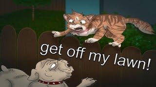 Tough Kitty! - Princess: Day 7 - Warrior Cats Speedpaint/Theory