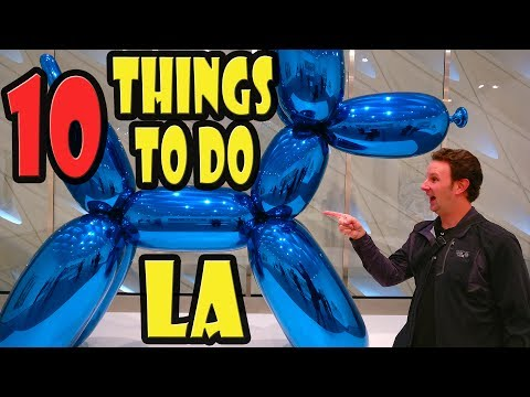 10 Best Things to do in Downtown Los Angeles