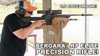 Bergara rifles in stock at Cabelas: https://goo.gl/cUaNlu For more information about the Bergara LRP Elite and my full written review: http://twangnbang.net/...