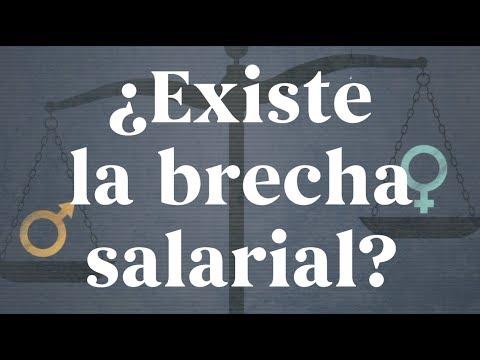 ¿Existe la brecha salarial?