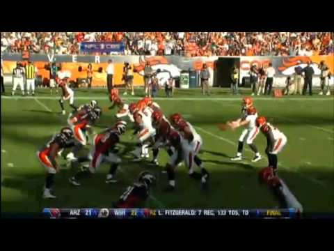 Andy Dalton Rookie Highlights 2011