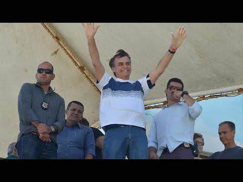 Βραζιλία: O νέος πρόεδρος μεταφέρει την πρεσβεία της χώρας στην Ιερουσαλήμ…