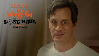 "Diary of a Wimpy Kid: The Long Haul | ""Dads, Wimps, and Beardos"" TV Commercial 