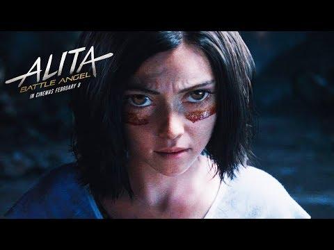 Alita: Battle Angel - Movie Clip Clip Latest