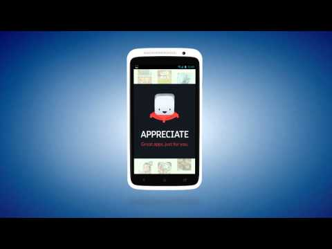 Video of Appreciate: Android App Market