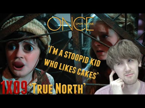 Once Upon a Time Season 1 Episode 9 - 'True North' Reaction
