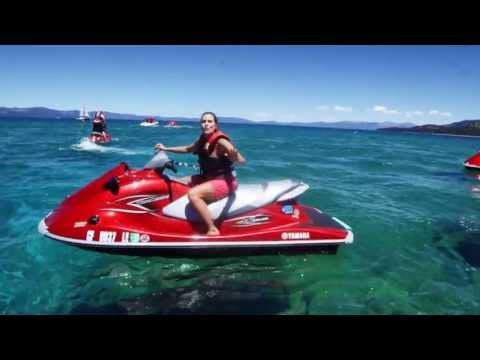 Emerald Bay Jet Ski Tour in Lake Tahoe with Ski Run Boat Company