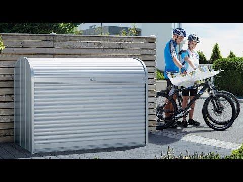 Mülltonnenbox, Fahrradgarage StoreMax von Biohort