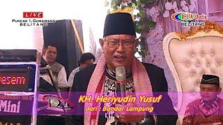 """Video Ceramah Lucu """"Nasehat Pengantin"""" KH. Heriyudin Yusuf dari Lampung di Gumawang, Belitang. 15/12/2018 MP3, 3GP, MP4, WEBM, AVI, FLV Maret 2019"""