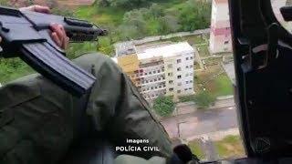 Polícia usa helicóptero em buscas por colega desaparecido em Boituva