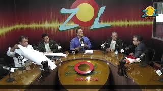 Sub Dir. de Amet Felix Gomez Geraldino y Tejada Baldera vocero comentan medidas para el Black Friday
