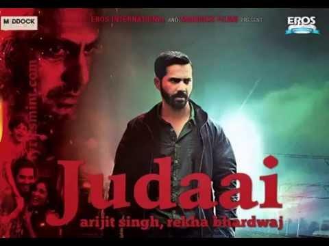 Video Judaai (Chadariya jheeni re jheeni) - Badlapur 2015 - Lyrics Full Hindi Song download in MP3, 3GP, MP4, WEBM, AVI, FLV January 2017