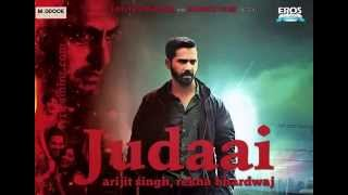 Judaai  Chadariya Jheeni Re Jheeni    Badlapur 2015   Lyrics Full Hindi Song