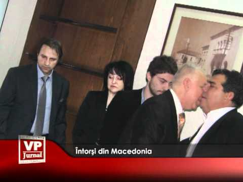 Întorşi din Macedonia