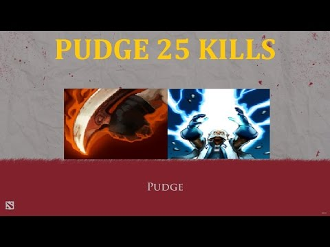 Dota 2 Ability Draft Pudge New Patch Zeus Ult + Blood Passive IMBA