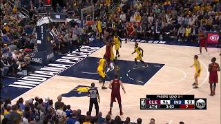 Cavs' LeBron James Drops 32 points, 13 rebounds to Tie up Series Vs. Pacers by Bleacher Report