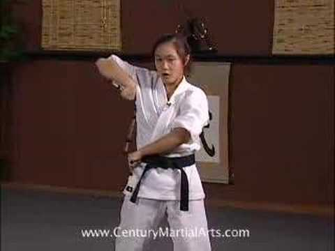 nunchaku - Produced by Century Martial Arts.