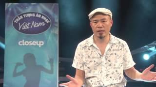 Vietnam Idol 2015 - Top 2 gặp gỡ & trò chuyện cùng Giám đốc Âm nhạc, Viet nam Idol 2015, than tuong am nhac 2015, than tuong am nhac viet nam 2015