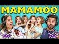 COLLEGE KIDS REACT TO MAMAMOO (K-Pop)