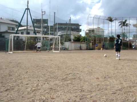 Japanese Amateur PK Shootout (видео)