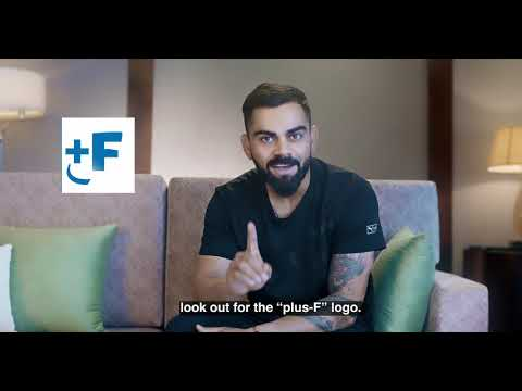 Virat Kohli Fortification TVC Video