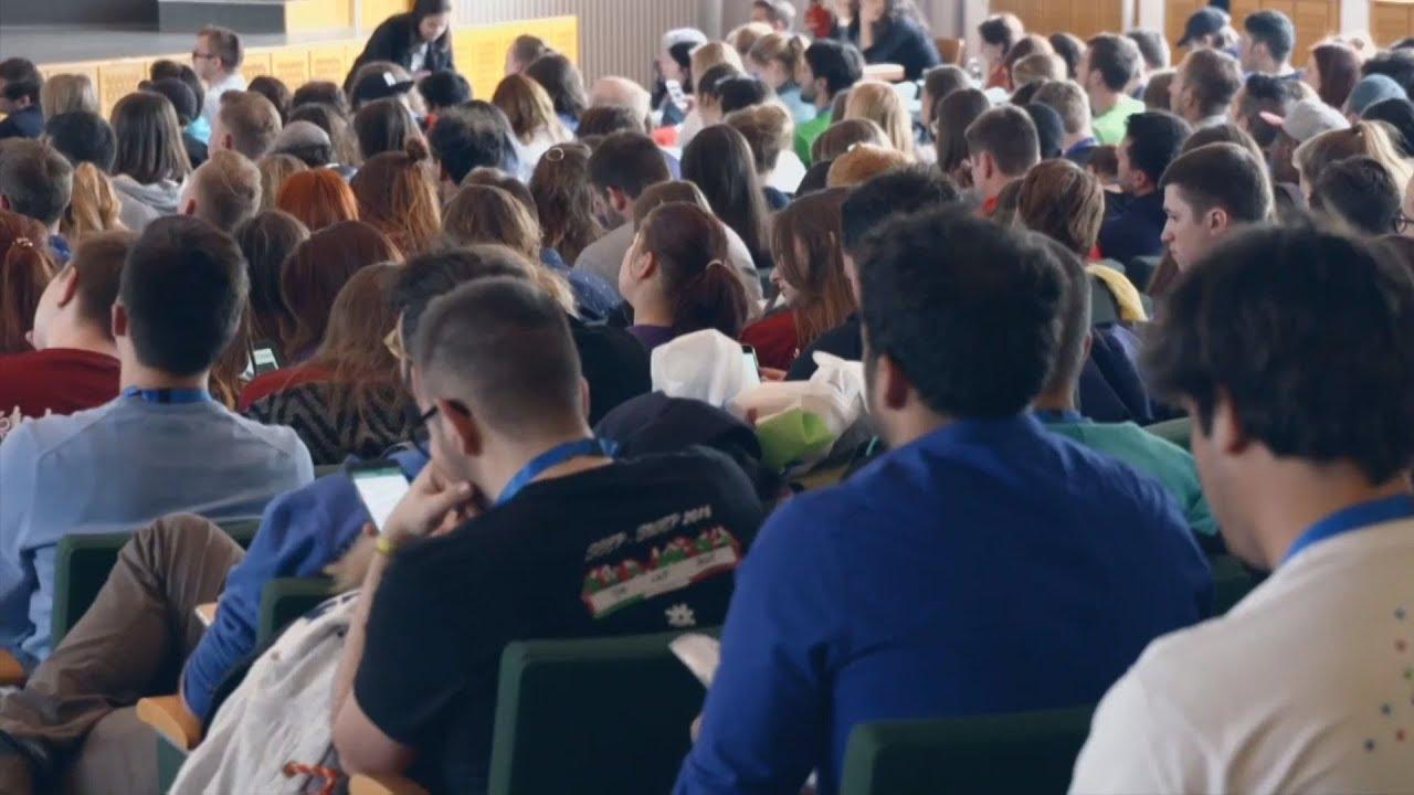 Μικέλε-Κριστίν: Έτσι ζήσαμε το Erasmus