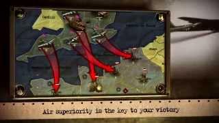 Strategy & Tactics: WW II Free YouTube video