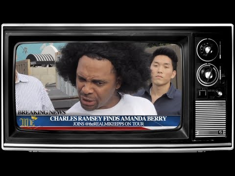 The extended version of the infamous Mike Epps Charles Ramsey Interview! Salute to Charles -- a true HERO. All respect but I am Mike Epps and you know I ...