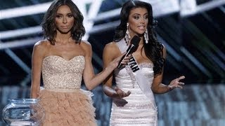 Miss Utah USA Pageant FAIL -