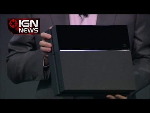 e3 news - At their E3 presentation, Sony revealed the design and cost of their next console, the PlayStation 4. Subscribe to IGN's channel for reviews, news, and all t...