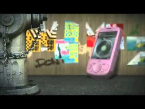 Sony Ericsson W20 (Zylo)