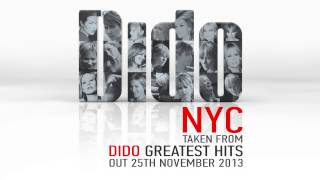 Listen to new Dido song: 'NYC' from Greatest Hits