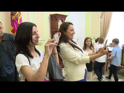 Ziua ușilor deschise la Președinția și Reședința de Stat a Republicii Moldova