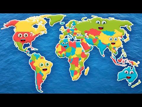 Countries of the World/Countries of the World Song/Countries of the World Geography