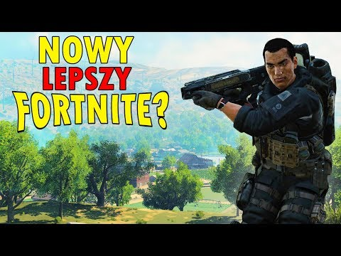 GRA LEPSZA OD FORTNITA? - Call Of Duty Blackout