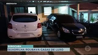 DEIC de Sorocaba prende quadrilha que roubava condomínios de luxo