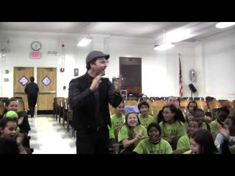 move - http://ps22chorus.blogspot.com http://facebook.com/ps22chorus http://twitter.com/ps22chorus On Wednesday, Gavin DeGraw visited PS22 to perform two of his son...