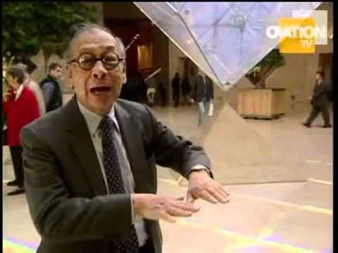 Great Architects - Ieoh Ming Pei - 1983 Pritzker Prize Laureate
