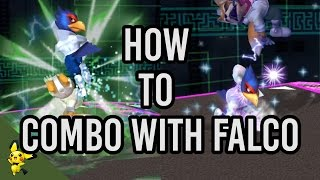 How to Combo with Falco – Super Smash Bros. Melee