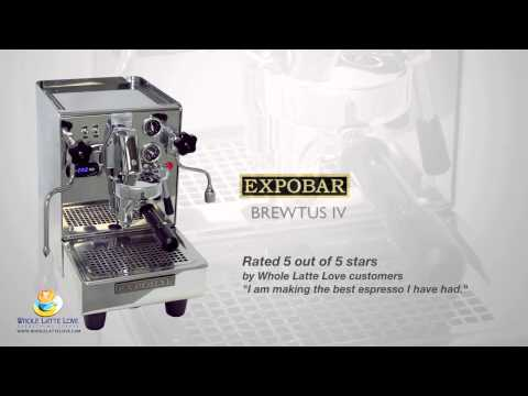 Best Selling Semi-Automatic Espresso Machines