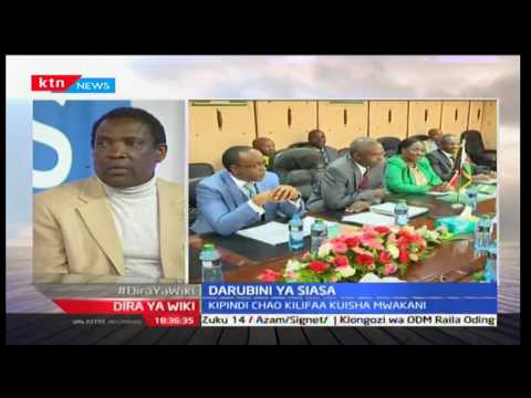 Dira Ya Wiki: Makamishna wa IEBC wakubali kuondoka 30 Septemba 2016