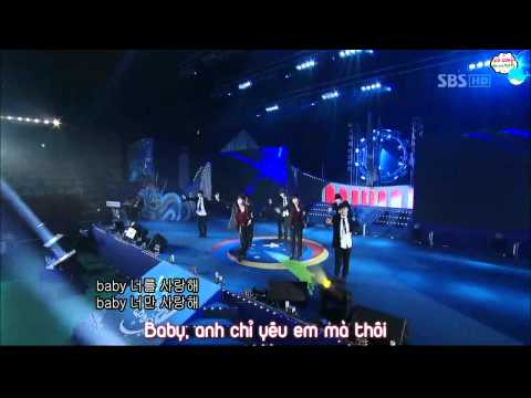 Video [Vietsub] UR Man + The One - SS501 download in MP3, 3GP, MP4, WEBM, AVI, FLV January 2017