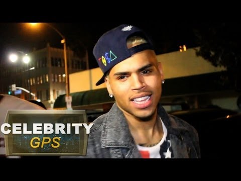 Chris Brown goes to rehab - Hollywood.TV