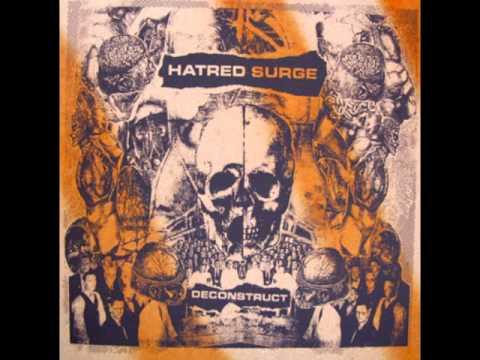 Hatred Surge - Deconstruct (Full Album)